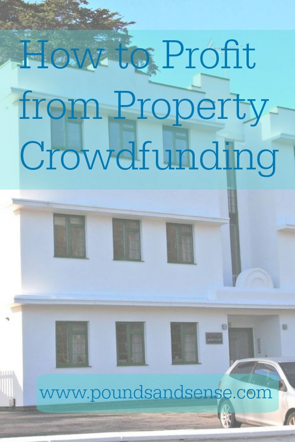 How to profit from property crowdfunding