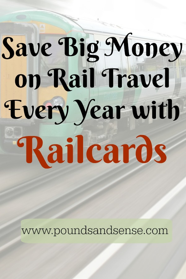 Save Big Money on Rail Travel Every Year with Railcards