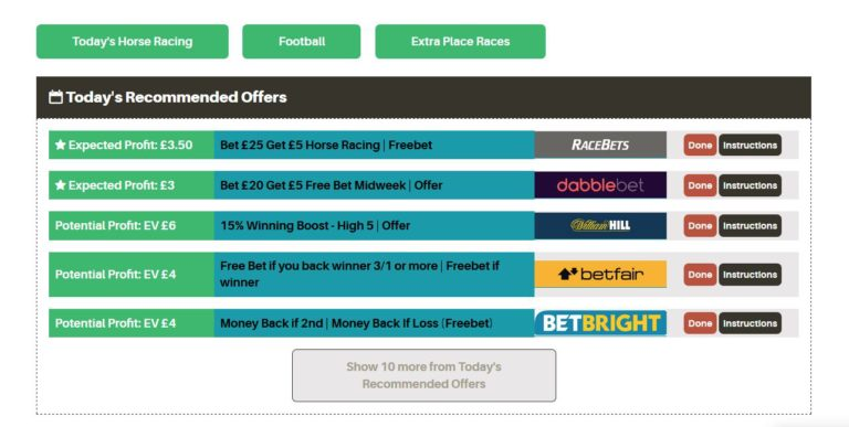Matched betting run out of town germany vs portugal betting